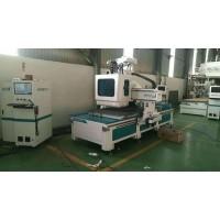 銳業鋒雙工位四工序開料機鉆包雙主軸開料加工中心木工開料機器