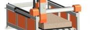 木工雕刻機的直線和曲線的轉換方法